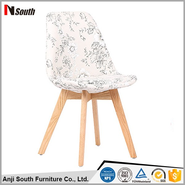Classical fabric Italy leisure chair for dining room