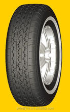 A866T lanvigator brand tire,white side wall tire, 155R13C,184R14C,195R14C205/75R14C,185R15C,195R15C,205/75R15C