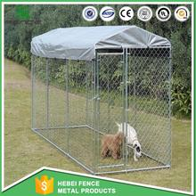 Hot selling large dog run kennel with great price