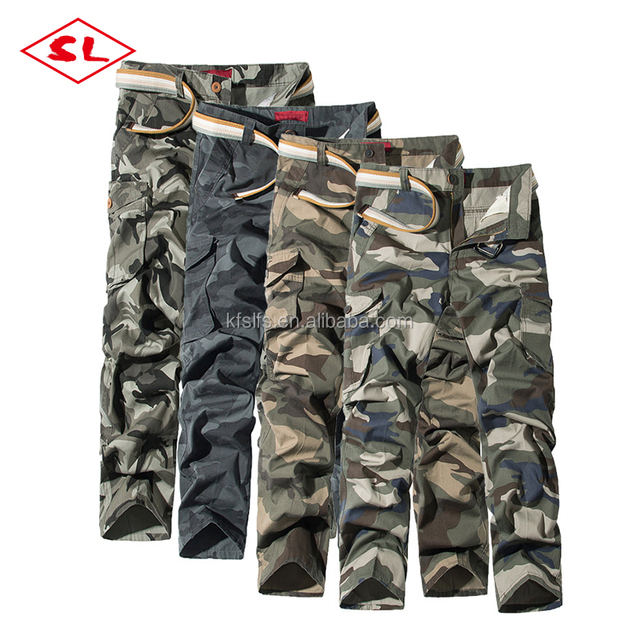 work wear trousers workwear cargo pants camouflage cargo pants for men
