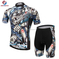Cheap sublimation printing mesh breathable day fit material Wholesale Block Diamond China Custom Cycling Jerseys