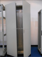 TIBOX knock-down floor standing metal display control cabinets electrical panels