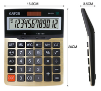 Super Quality Big Size Desktop Calculator