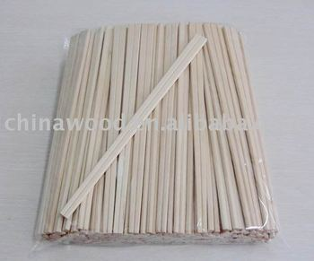 high quality disposable wood and bamboo chopsticks