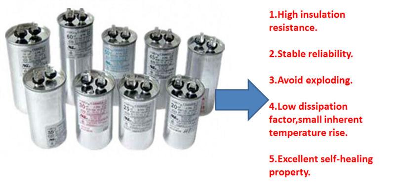 Motor Start Capacitor Sizing Buy Motor Start Capacitor Sizing Motor Starting Capacitor Cbb65