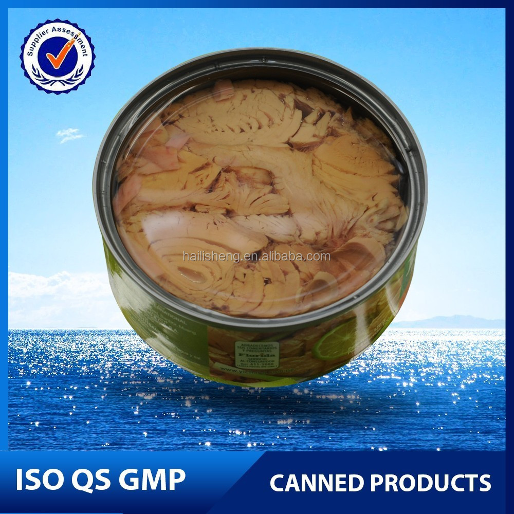 Canned tuna in oil, tomato sauce, brine OEM