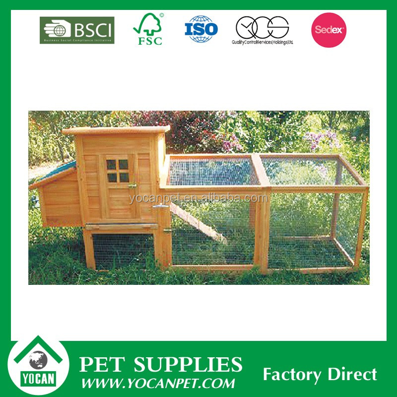house wooden China manufacture wooden chicken house