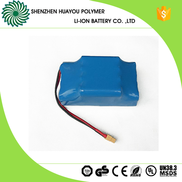 Chinese Electric Bikes Rechargeable 18650 4400mAh Li-ion Battery