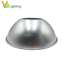 Custom CNC Spinning Aluminum Half Round Lamp Shade Wholesale