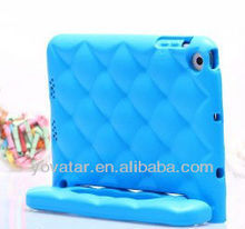 New Diamond Shape Patterned Shockproof Cute Soft EVA Kid Case for iPad mini Yovatar