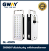 30pcs of 2835SMD LED emergency light rechargeable lanterns