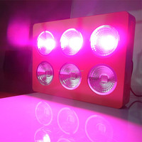 High Efficiency Led Grow Lights Tomato 600w For Hydroponics/horticultures/greenhouse/flowers With CE rohs Approval