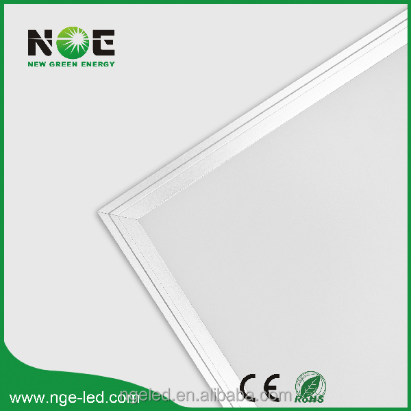 90lm/w CRI>83 IP44 8mm ultra-thin square LED Panel belysning