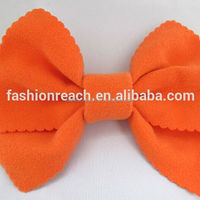 Fashion Large Bow Hair Bow Woolen