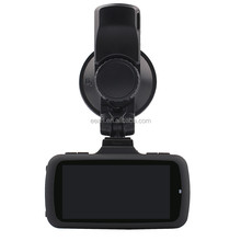 "Newest 2.7"" radar detector with car dvr camera"