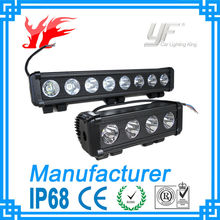 New YuFeng one row 10w cree offroad 120w led bar light for truck,4x4,ATV,UTV