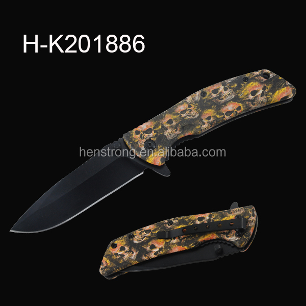 Stainless steel pocket camping sport best collectible knives