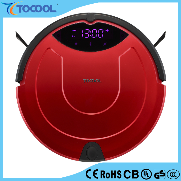 Auto Charge Remote Control Carpet cleaning Mopping Wet and Dry Cyclonic Robot Vacuum Cleaner OEM