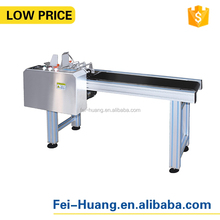 2017 High quality automatic date page numbering packing machine