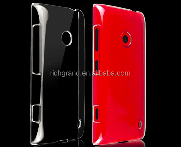 Ultra Thin Transparent Crystal TPU Case Cover For Nokia Lumia 1020/925