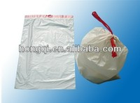 auto ribbon rolled plastic bag making machinery