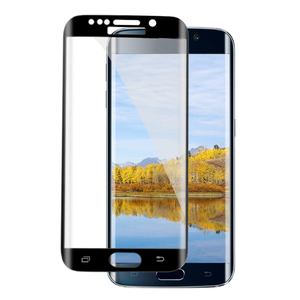 3D Curved Edge Tempered Glass Screen Protector For Samsung Galaxy S6 Edge