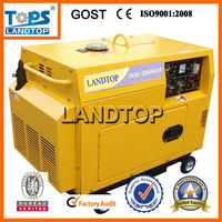 TOPS small water cooled diesel generator