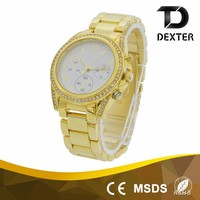 2016 factory price vogue women alloy watch