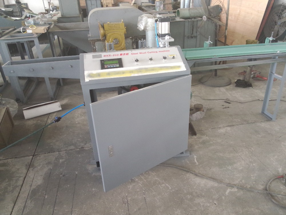 wool cutting machine