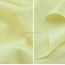 manufacture China fabric price textile 100% cotton lycra white knit fabric single jersey
