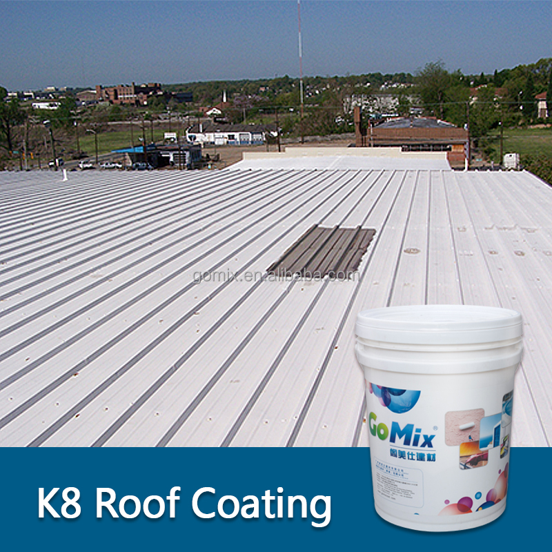 K8 cool roof coatings