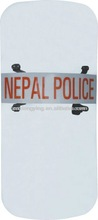 Anti Riot Polycarbonate Shield for NEPAL police FBDP-9