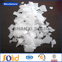 Caustic soda flake 99% in 25kg bag