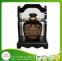 Chinese manufacturer wood wine liquor box as a gift box for the holiday