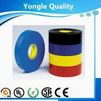 Black 3/4in Electrical insulating PVC Tape for Telecom Site