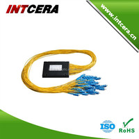 1x32 SC Connector optical plc Splitter for FTTH