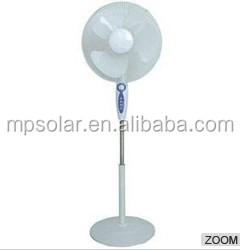 2014 rechargeable floor standing energy saving fan with CE/CB/ROHS