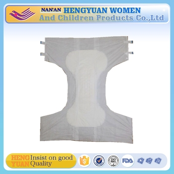 Hospital Disposable Adult Diapers/nappy