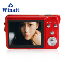 "Winait Hot Selling 8x Optical Zoom Digital Camera with 2.7"" LCD Display"