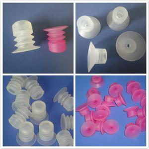 Custom OEM industrial rubber silicone vacuum suction cup /silicone rubber vacuum sucker with high quality