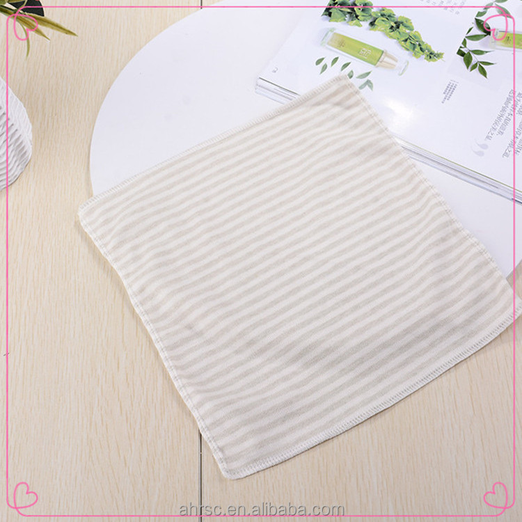 Plain magic washcloth organic cotton face cloth