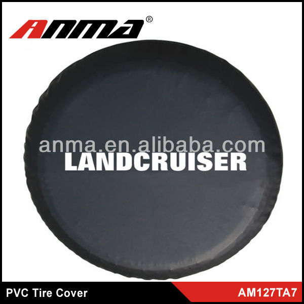 LANDCRUISER PVC material channel steering wheel cover