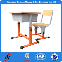 School Sets Specific Use and School Furniture Type High Quality Classroom Desk And Chair