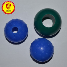Custom colorful 5mm silicone rubber ball