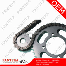 Hot Sale Cheap Chinese Best Bajaj Pulsar 180 Motorcycle Chain Kit