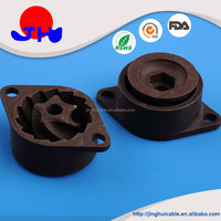 High performance alumina ceramic coffee maker conical burr parts