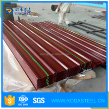 roof sheets price per sheet ! 0.125 mm galvanized steel coil low price of gi steel
