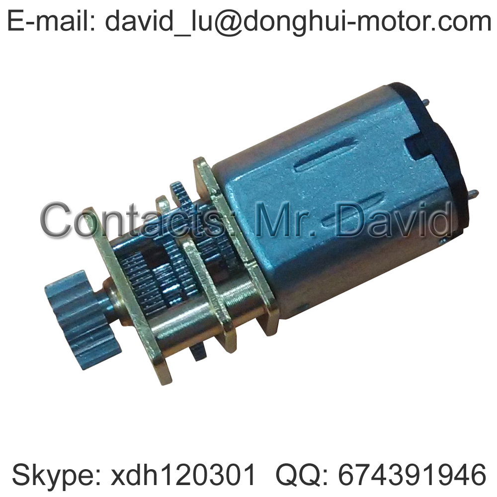 3V 5V 6V DC gear motors Metal Gear DIY