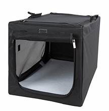 Travel Pet Home Indoor/Outdoor Portable Collapsible Soft Dog Crate