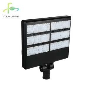 CE ROHS IP66 outdoor shoebox 300W led parking lot light